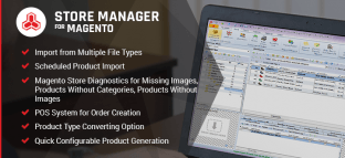 Store Manager for Magento PRO