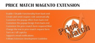 Price Match Magento Extension - SetuBridge