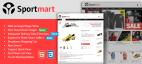 SportMart Virtuemart Responsive Template