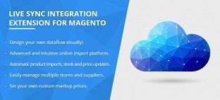 Live Sync Integration For Magento