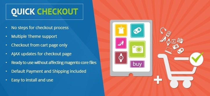 Quick Checkout Magento Extension - KodeMatix