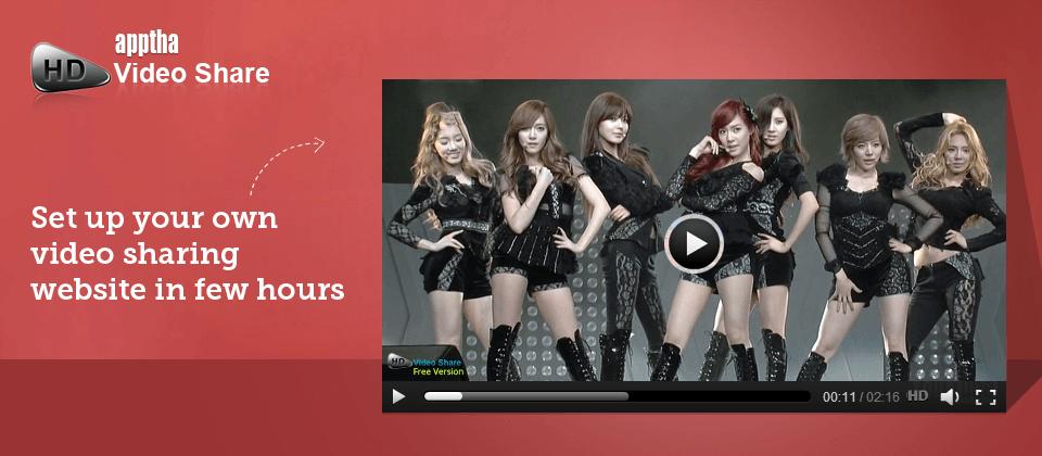 Apptha - HD Video Share