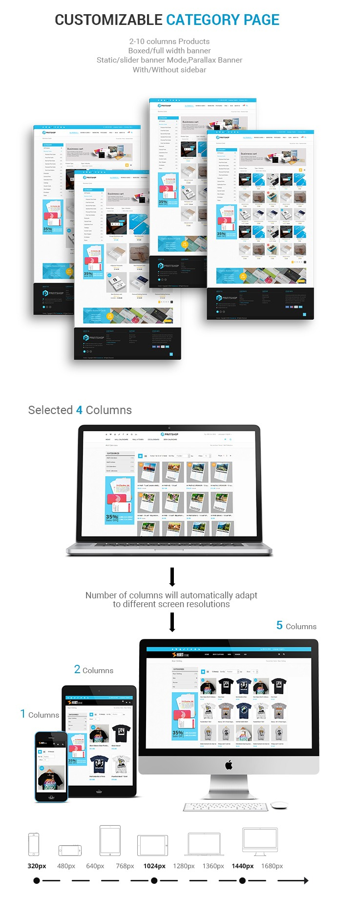 Magento Printing Website Theme