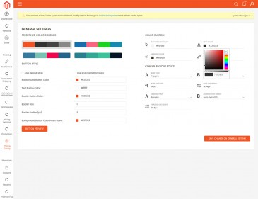 screenshots Magento PrintMart Website Theme Integrated Online Design Package