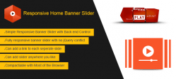 Responsive Home Banner Slider Magento Extension