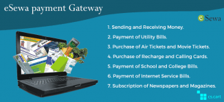 eSewa Pay Payment Add-on For CS-Cart Shopping Software