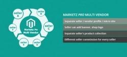 Marketz Pro - Multi Vendor Extension
