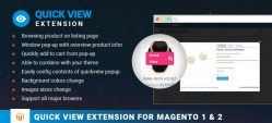Magento Quick view Extension