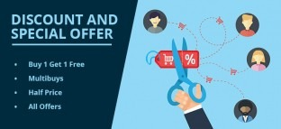 Discount and Special Offer Magento Extension