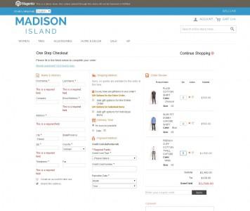 screenshots M2 CHECKOUT | Magento One Step Checkout Extension Development