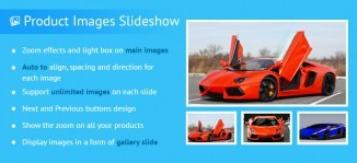 Magento Product Images Slideshow Extension