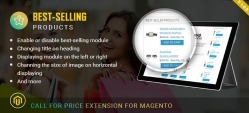 Best-selling Products Magento Extension