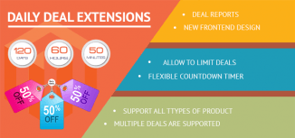 Magento Daily Deal Extension